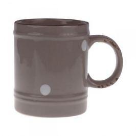 Kubek porcelanowy boss MOUNT EVEREST TEA RUSTY LOOK SZARY 300 ml