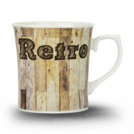 Kubek porcelanowy HERMES RETRO 450 ml