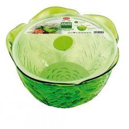 Miska plastikowa z pokrywką SNIPS SALAD KEEPER ZIELONA 4 l