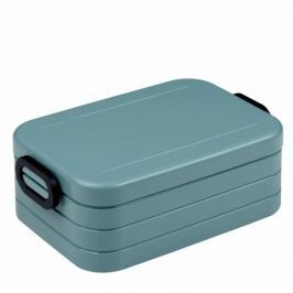 Lunch box plastikowy MEPAL BREAK ZIELONY 0,9 l