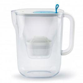 Dzbanek do filtrowania wody plastikowy BRITA STYLE NIEBIESKI 2,4 l