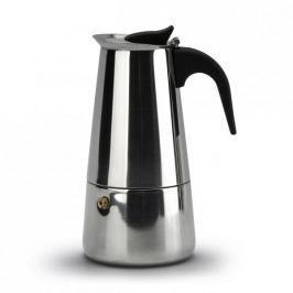 Kawiarka stalowa ciśnieniowa COFFEE- kafetiera na 6 filiżanek espresso