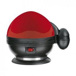 Jajowar / Garnek elektryczny do jajek stalowy CILIO RETRO CZERWONY 380 W