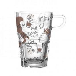 Kubek szklany / Szklanka LEONARDO ITALIANO 350 ml