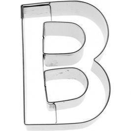 Foremka / Wykrawacz do ciastek metalowy BIRKMANN LITERA B 6 cm