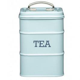 Puszka na herbatę metalowa KITCHEN CRAFT LIVING NOSTALGIA MIĘTOWA
