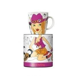 Kubek porcelanowy w tubie RITZENHOFF FIEREK 300 ml