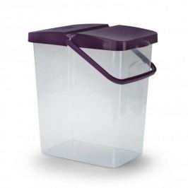 Pojemnik na karmę plastikowy BRANQ KENDRICK FIOLOETOWY 10 l