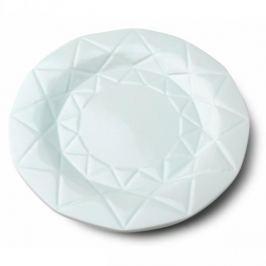 Talerz obiadowy płytki ceramiczny AFFEK DESIGN MINT MIĘTOWY 24 cm