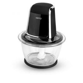Blender kielichowy / Rozdrabniacz kuchenny plastikowy CAMRY CHOPPER CZARNY 300 W