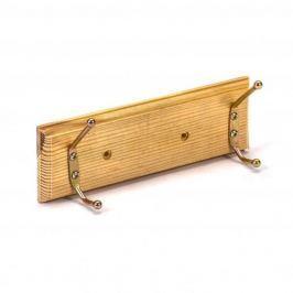 Wieszak ścienny drewniany HANGER 19,5 cm