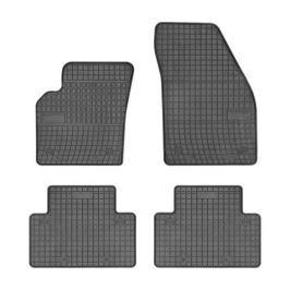 Dywaniki samochodowe gumowe szare Volvo C30 2006-2012