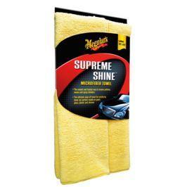 Supreme Shine Microfiber Towel - Ręczniczek z mikrofibry do czyszczenia i polerowania (1 sztuka) Meguiar's + DOSTAWA 24H // ODBIÓR OSOBISTY WARSZAWA ul. Grochowska 172, ul. Modlińska 237 //