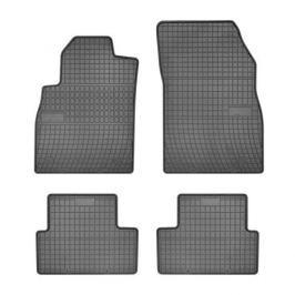 Dywaniki samochodowe gumowe szare Chevrolet Orlando od 2010