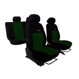 Pokrowce samochodowe ELEGANCE Zielone Seat Cordoba II 1999-2003 - Zielony