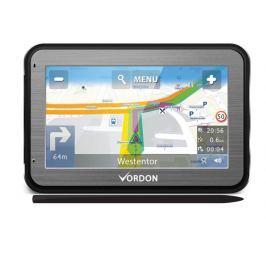 Nawigacja GPS VORDON 4,5'' ALUMINIOWA RAMKA - 4,5