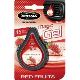 Odświeżacz powietrza Aroma Car - Magic Gel Red Fruits - Czerwone owoce