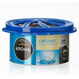 AROMA CAR Odświeżacz powietrza Organic Aqua + DOSTAWA 24 H // Odbiór osobisty ul. Grochowska 172, ul. Modlińska 237 //