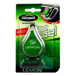 AROMA CAR Odświeżacz powietrza - Magic Gel Lemon + DOSTAWA 24 H // Odbiór osobisty ul. Grochowska 172, ul. Modlińska 237 //