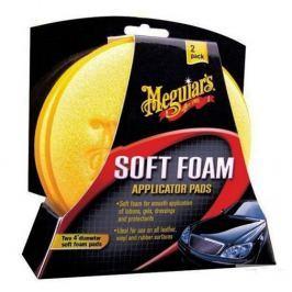 Soft Foam Applicator Pad (2-pack) - Aplikator (2 sztuki) Meguiar's + DOSTAWA 24H // ODBIÓR OSOBISTY WARSZAWA ul. Grochowska 172, ul. Modlińska 237 //