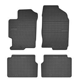 Dywaniki gumowe czarne Mazda 6 (I) 2002-2007