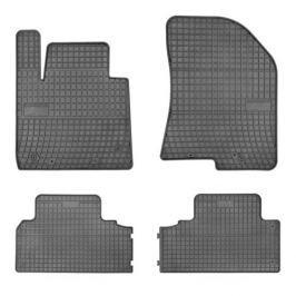Dywaniki samochodowe gumowe szare Kia Carens IV - 5os. od 2013