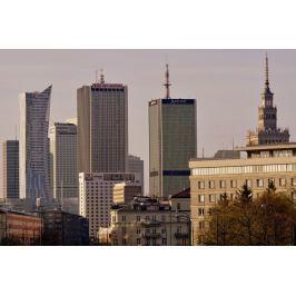 Fototapeta na ścianę dawna Warszawa FP 5873