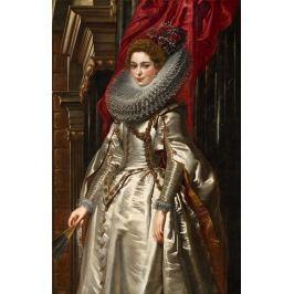 Reprodukcja Marchesa Brigida Spinola Doria, Peter Paul Rubens