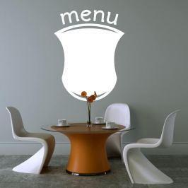 tablica suchościeralna menu 203