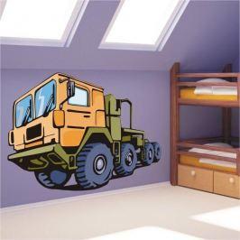 naklejka ciężarówka 38 Artykuły plastyczne
