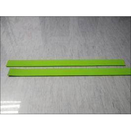 listwa magnetyczna samoprzylepna do magnesów 60x5 cm - różne kolory