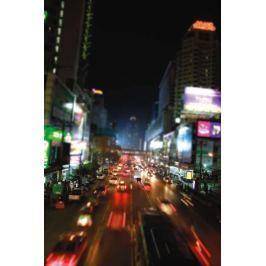 fototapeta Bangkok nocą 2823