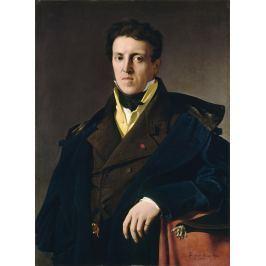 Reprodukcja Marcotte d'Argenteuil, Jean Auguste Dominique Ingres
