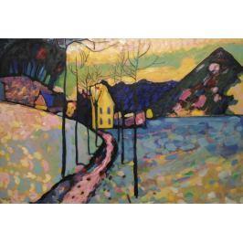 Reprodukcja Kompozycja VIII, Wassily Kandinsky