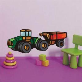 naklejka traktor 41