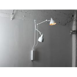 Lampa ścienna COBEN WALL 2 - biały