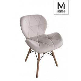 Krzesło Klipp (szare) Modesto Design