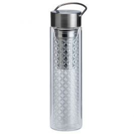 Butelka szklana 350 ml na herbatę z pokrowcem Eigenart Koniczyna EA-3560711
