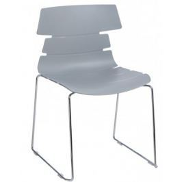 Krzesło Techno SL PP (szare) D2