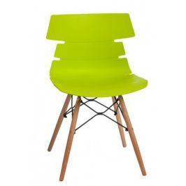 Krzesło Techno DSW PP (zielone) D2