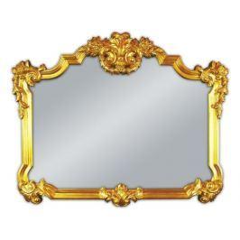 Lustro wiszące Amore 100x122 (złote) D2