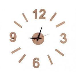 Zegar z olchy 58 cm (naturalny) Nordifra