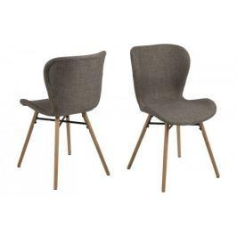 Krzesło Batilda (khaki) Actona