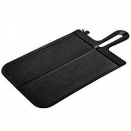 Deska kuchenna do krojenia 24,2x46,4 cm Koziol SNAP L czarna KZ-3251526
