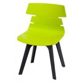 Krzesło Techno STD PP (zielone) D2