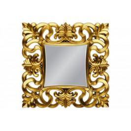 Lustro wiszące Baroque 76x76 (złote) D2