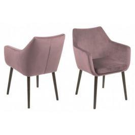 Krzesło Nora VIC (różowe) Actona