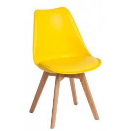 Krzesło Norden Cross PP (żółte) D2