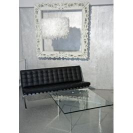 Stolik BA1 100x100 cm (transparentny) D2