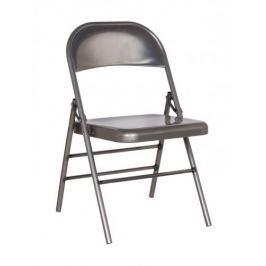Krzesło składane Cotis Brushed Silver (szczotkowane srebrne) D2